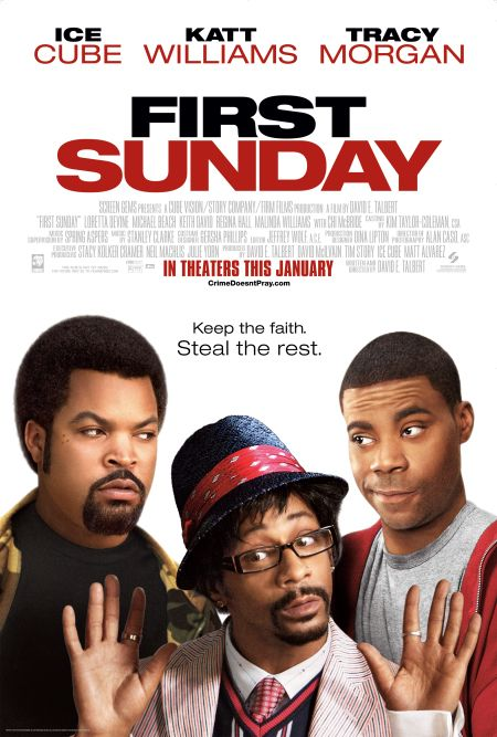 First Sunday Poster #1