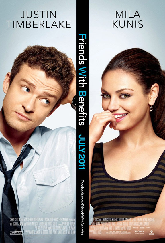 Friends With Benefits Poster #1