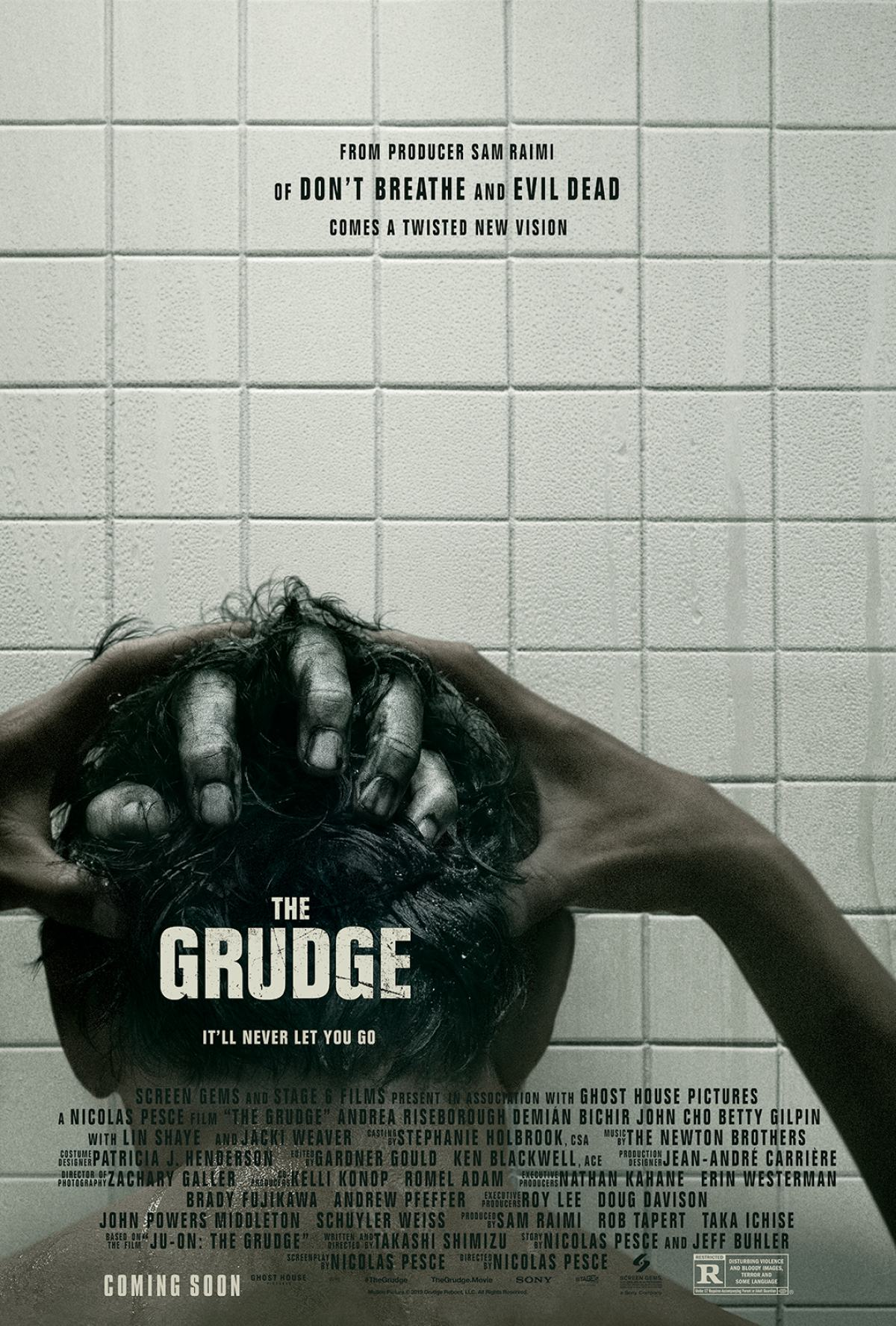 The Grudge Poster #1