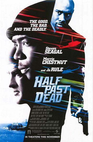 Half Past Dead Poster #1