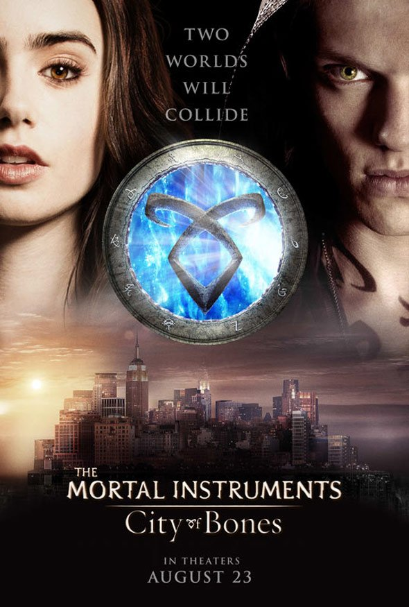 The Mortal Instruments: City of Bones Poster #2