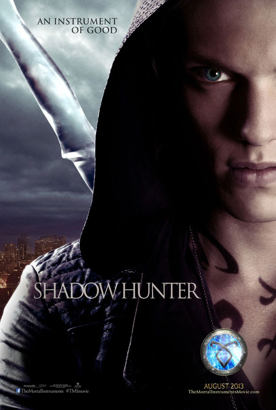 The Mortal Instruments: City of Bones Poster #3