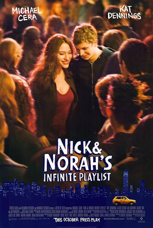 Nick and Norah's Infinite Playlist Poster #1