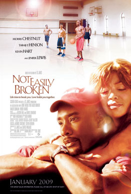 Not Easily Broken Poster #1