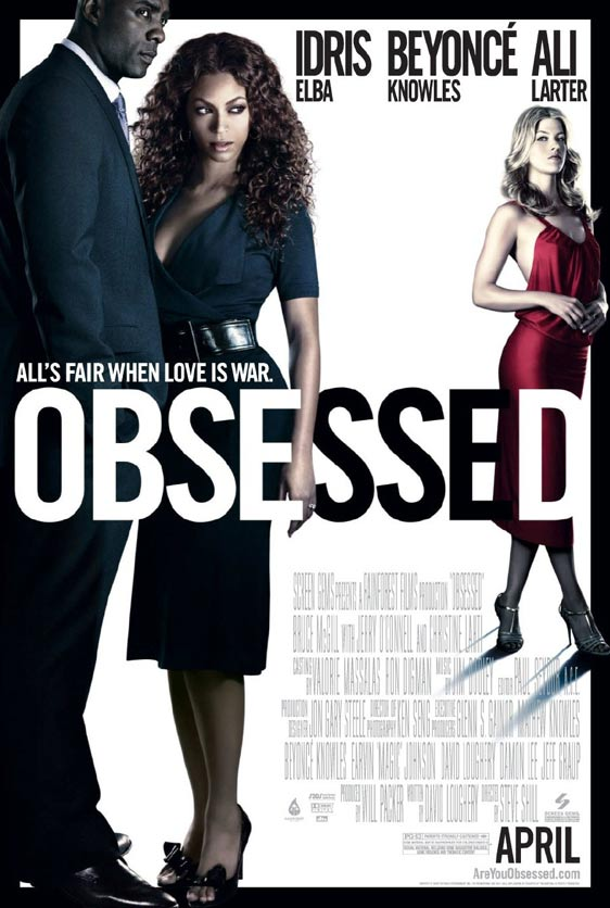 Obsessed Poster #1