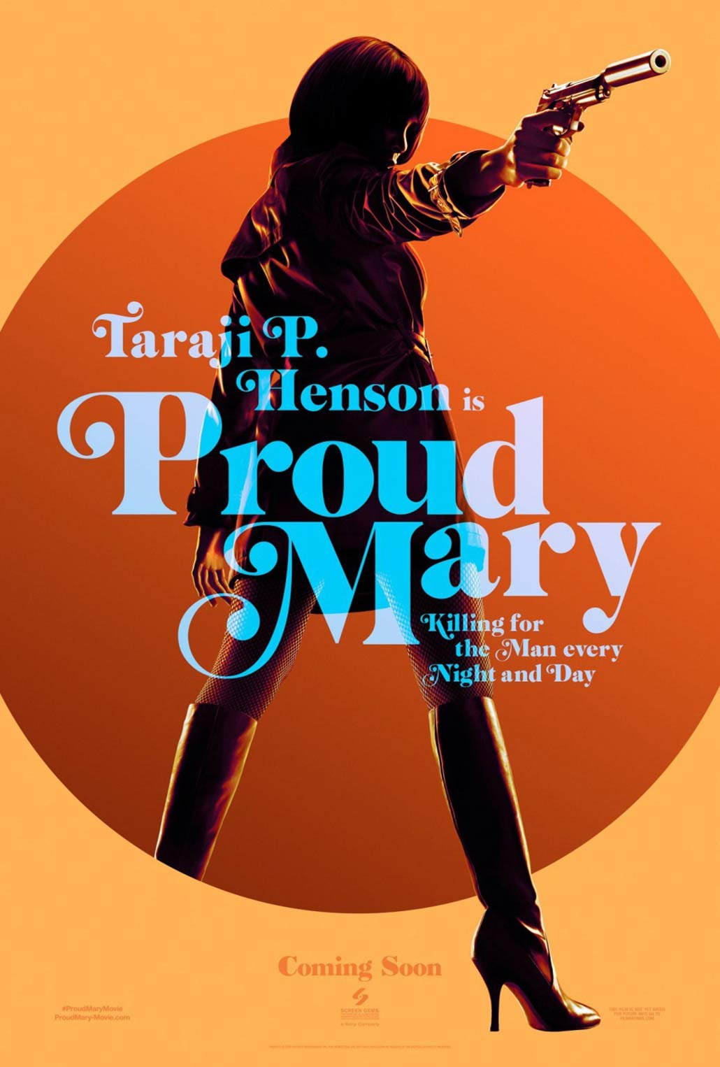 Proud Mary Poster #1