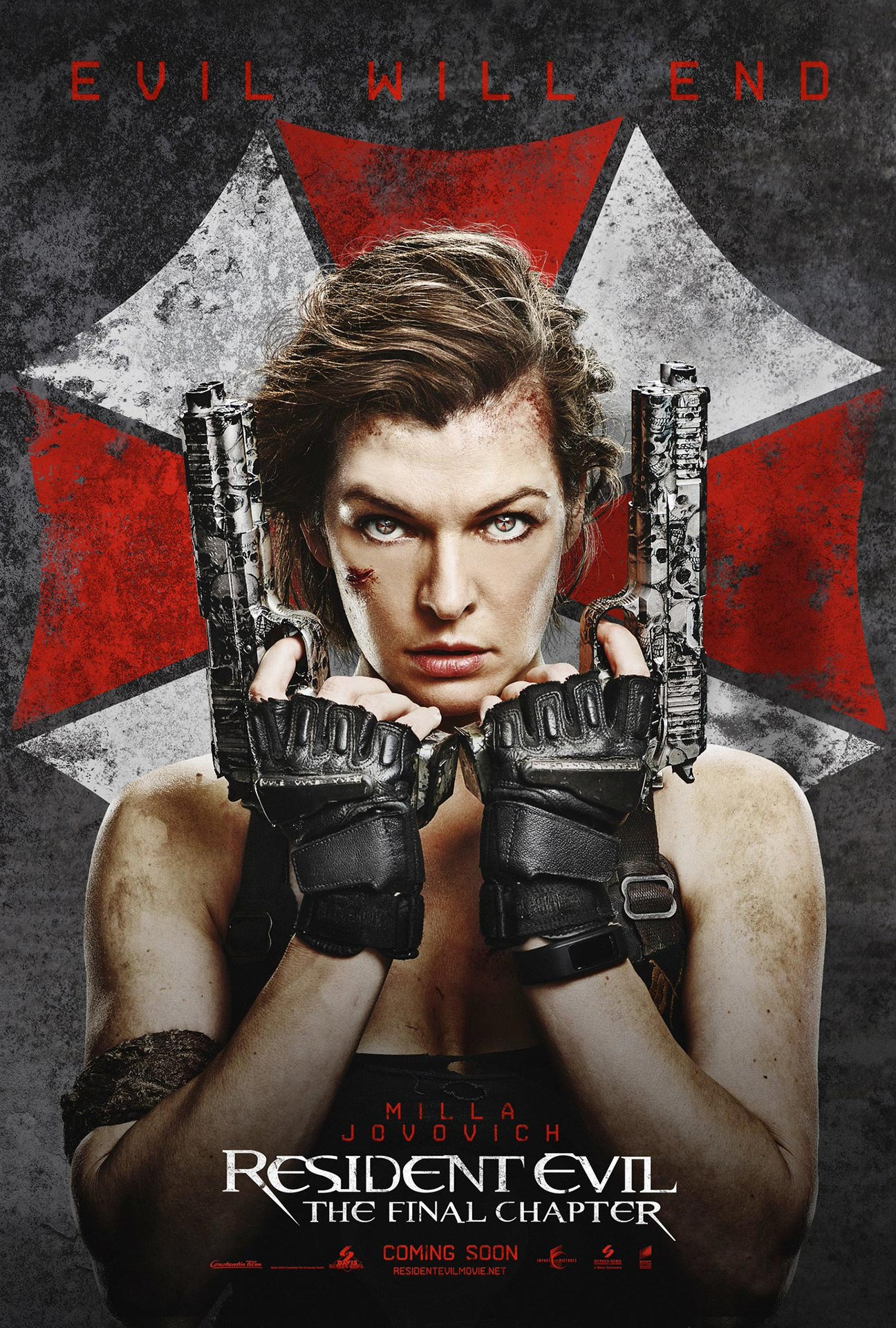Resident Evil: The Final Chapter Poster #2