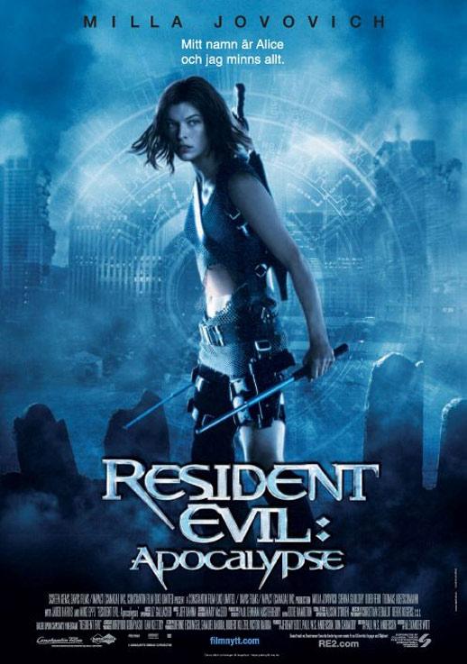 Resident Evil: Apocalypse Poster #3