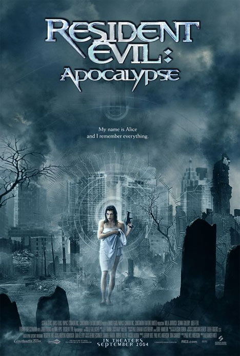 Resident Evil: Apocalypse Poster #1