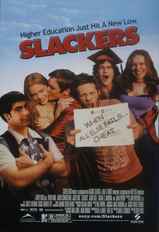 Slackers Poster #1