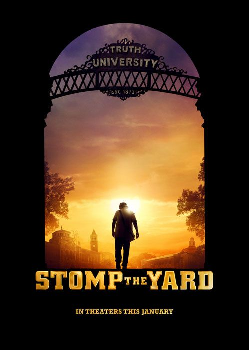 Stomp the Yard Poster #1