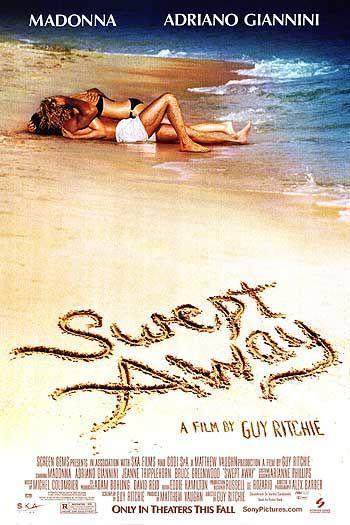 Swept Away Poster #1