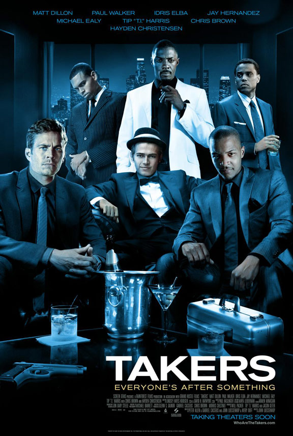 Takers Poster #1
