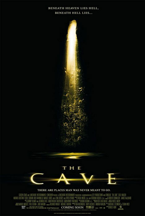 The Cave Poster #1