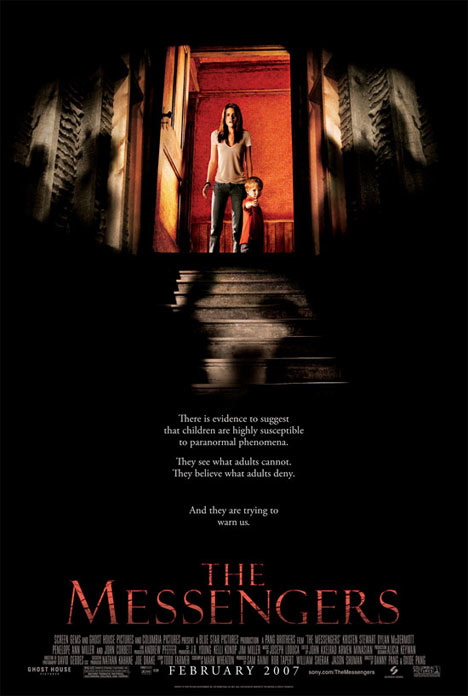 The Messengers Poster #1