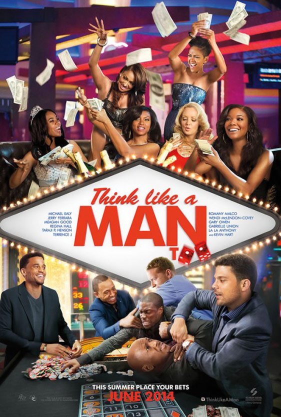 Think Like A Man Too Poster #1