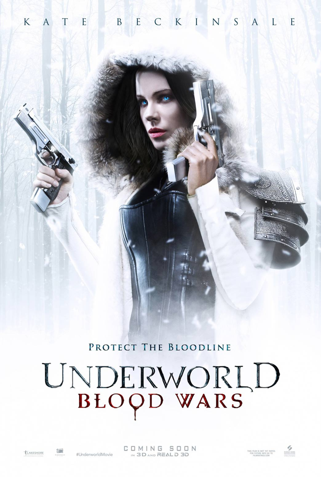 Underworld: Blood Wars Poster #2