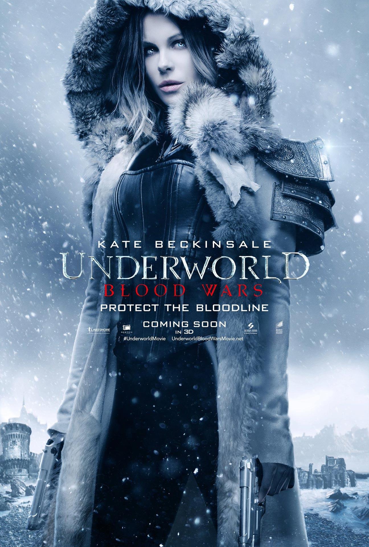 Underworld: Blood Wars Poster #3