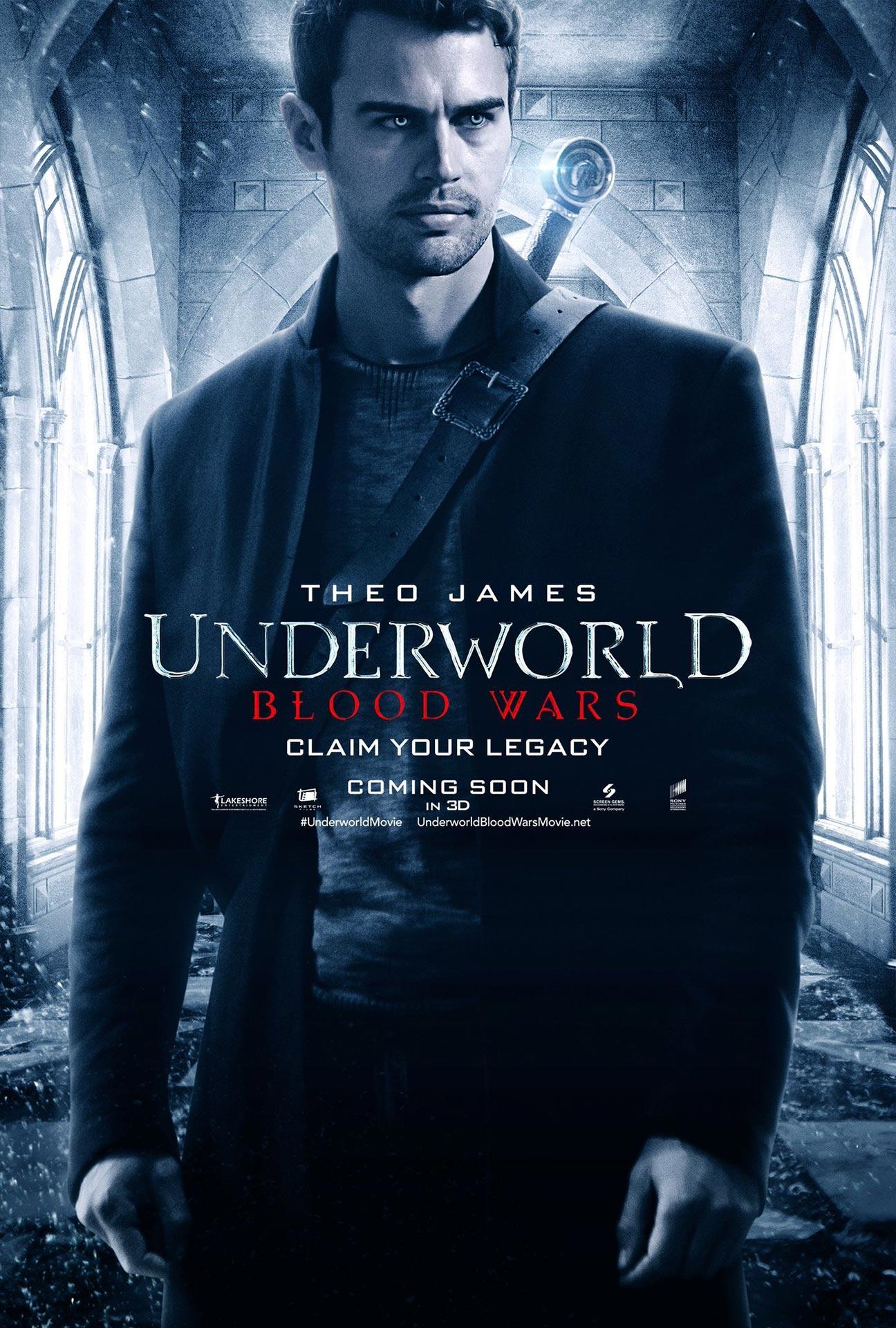 Underworld: Blood Wars Poster #4