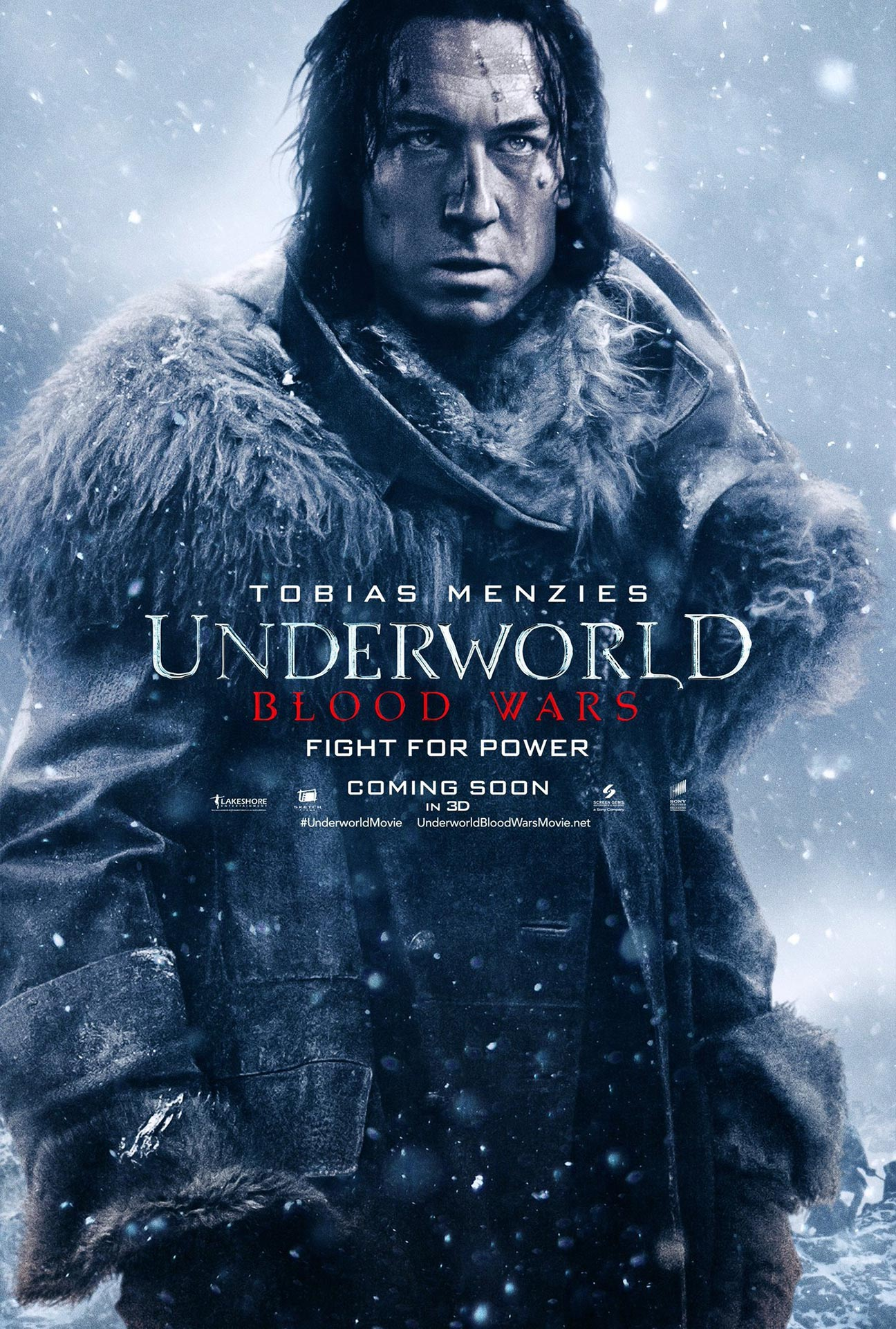 Underworld: Blood Wars Poster #5