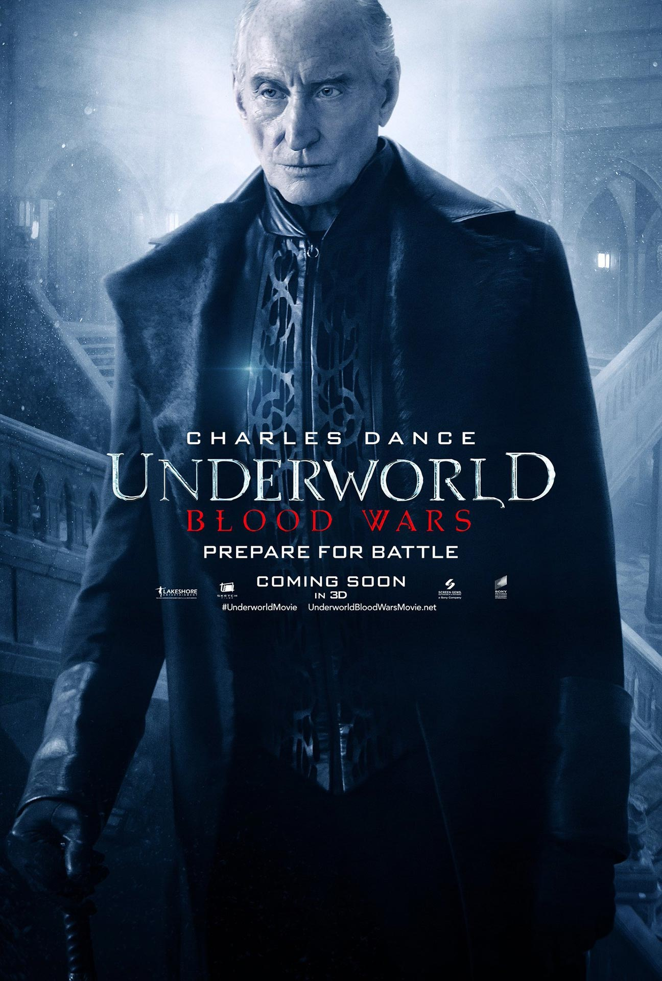 Underworld: Blood Wars Poster #6