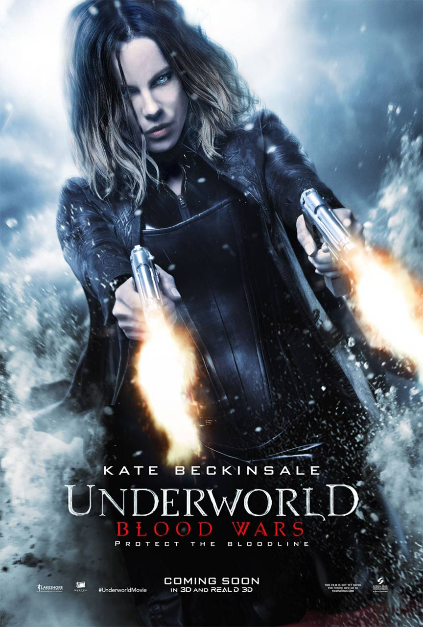 Underworld: Blood Wars Poster #7