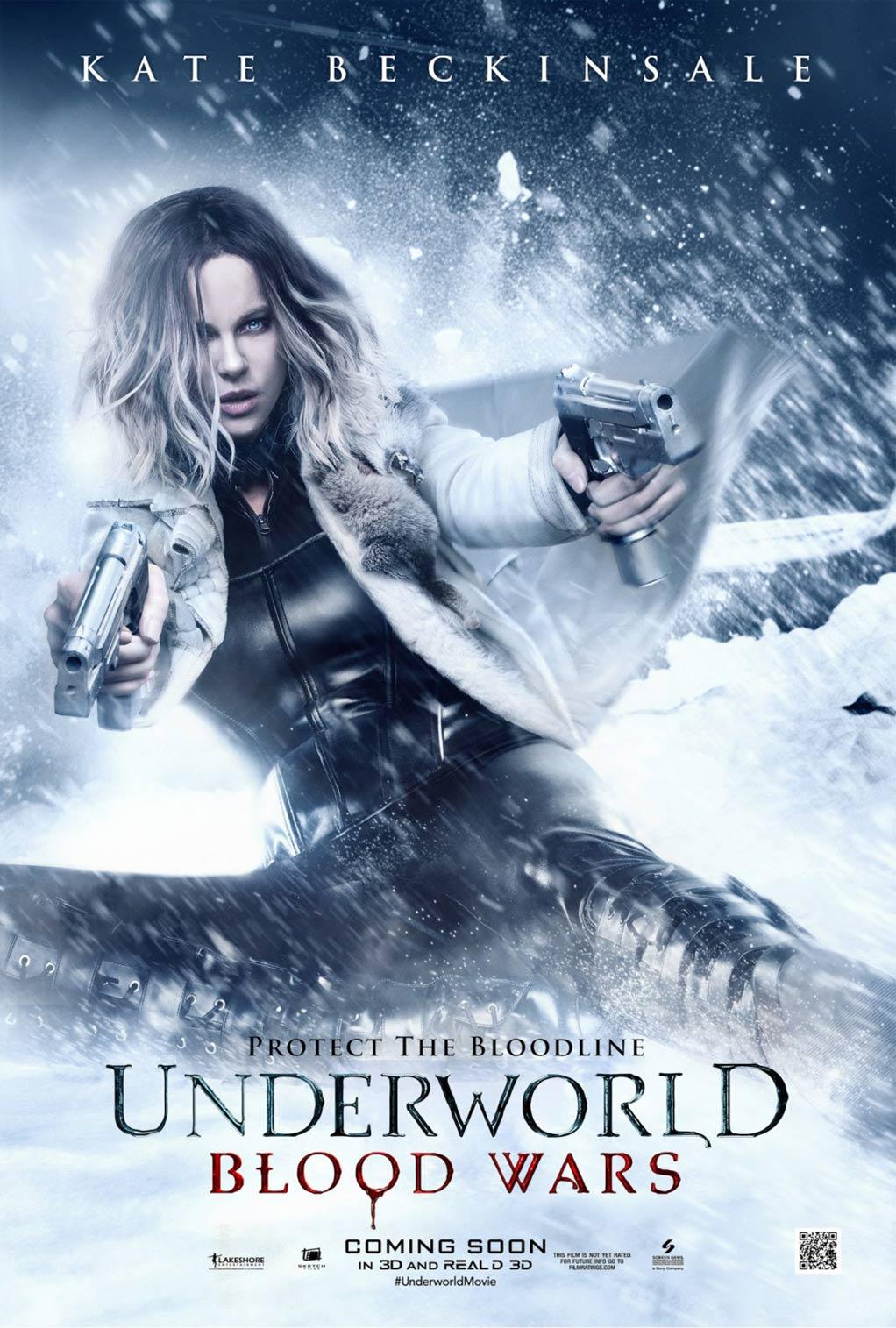 Underworld: Blood Wars Poster #8