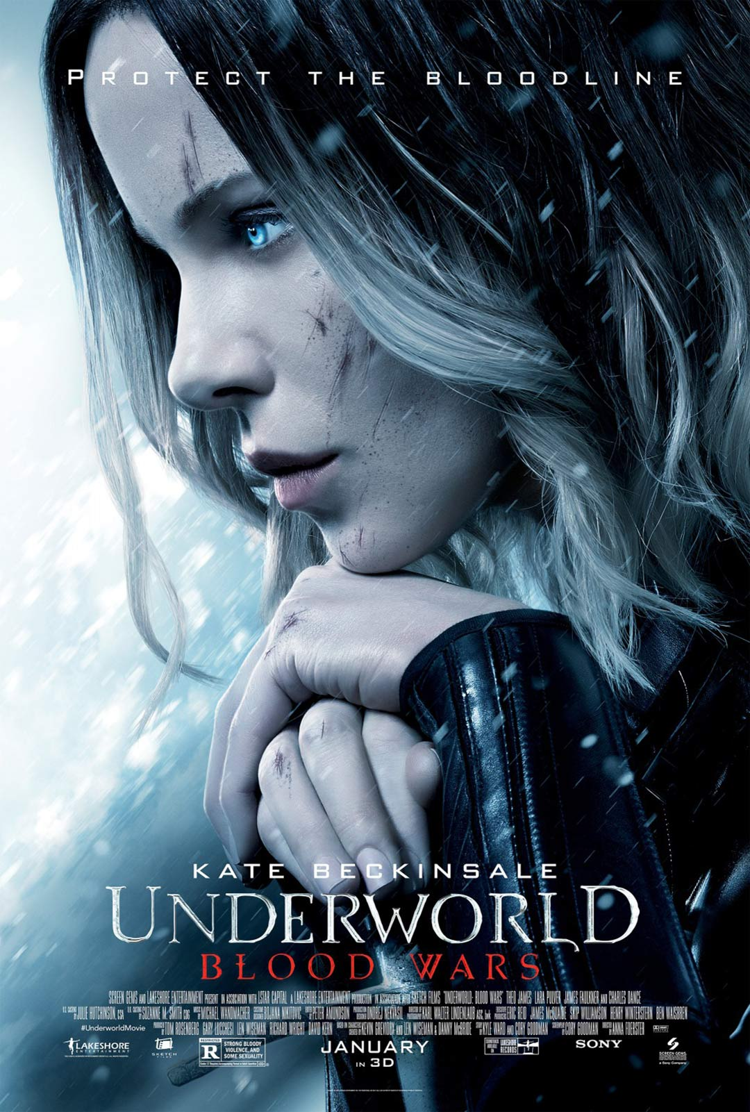Underworld: Blood Wars Poster #9