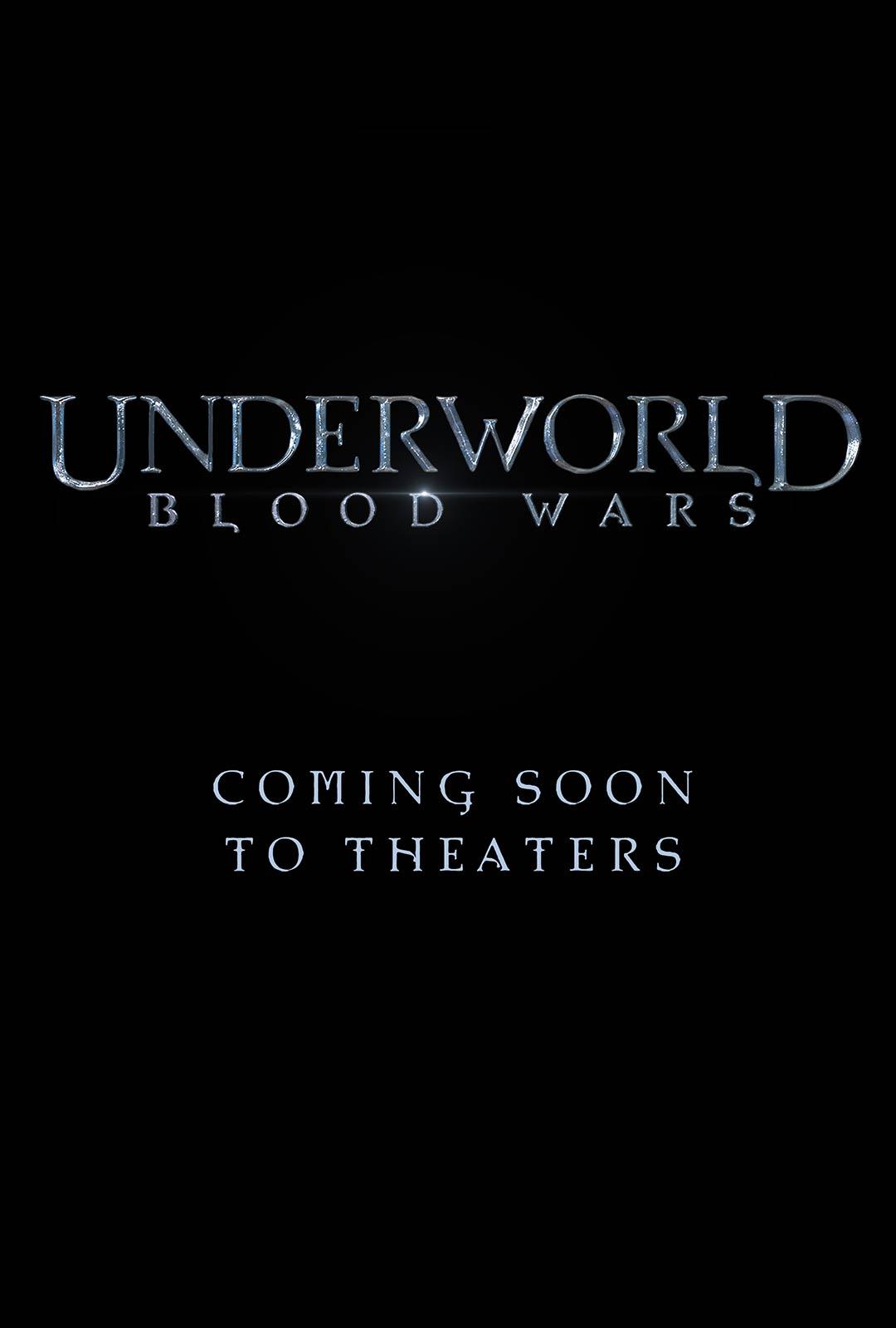 Underworld: Blood Wars Poster #1