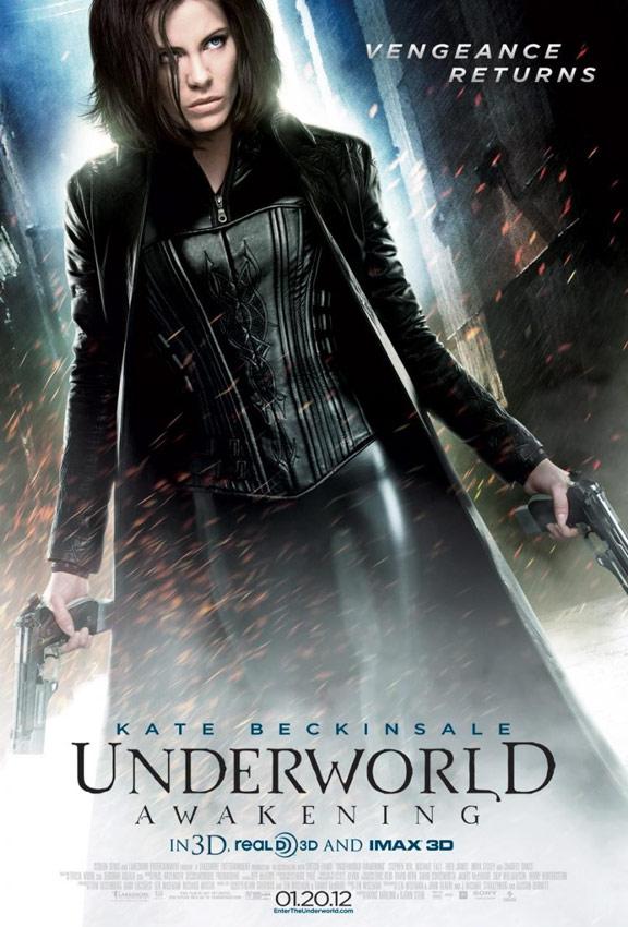 Underworld: Awakening Poster #1