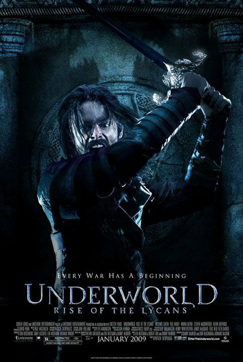 Underworld: Rise of the Lycans Poster #3