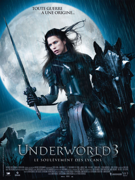 Underworld: Rise of the Lycans Poster #5