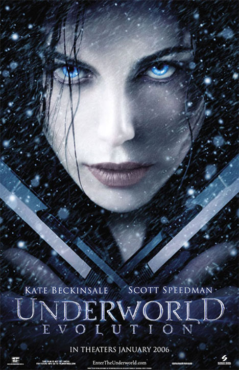 Underworld: Evolution Poster #1