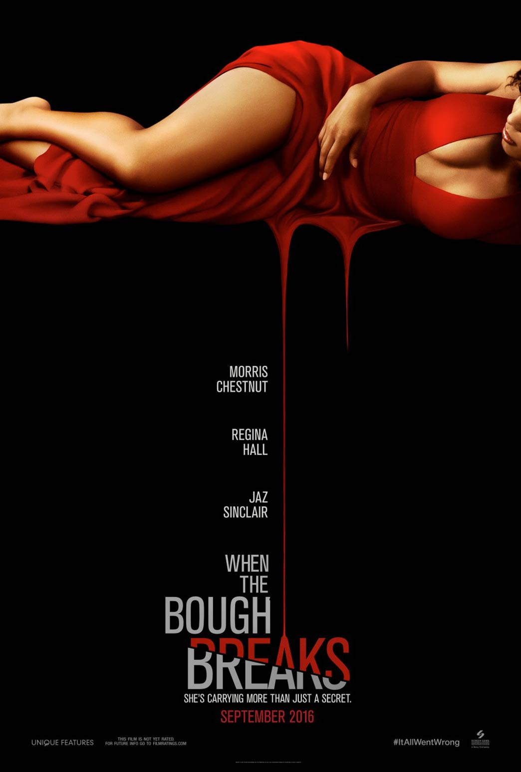 When the Bough Breaks Poster #2