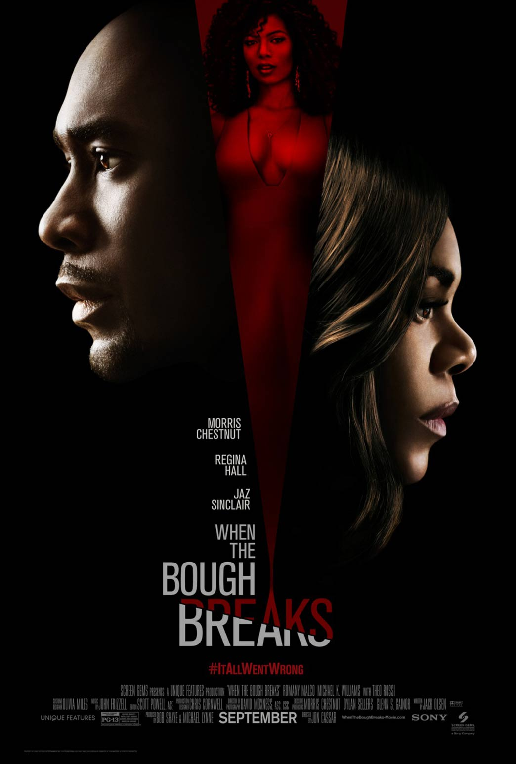 When the Bough Breaks Poster #1