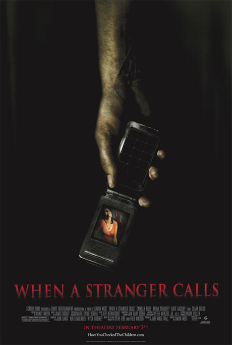 When a Stranger Calls Poster #1