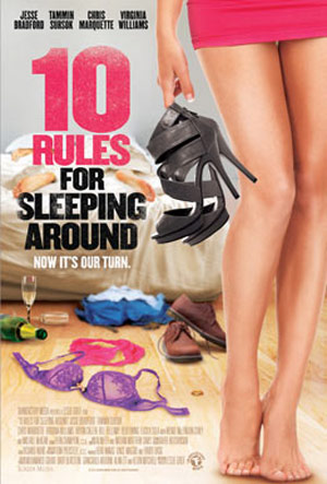10 Rules for Sleeping Around Poster #1