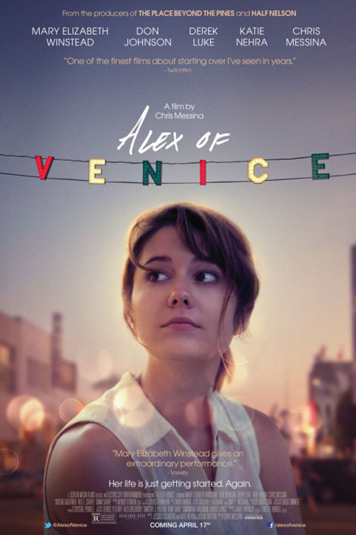 Alex of Venice Poster #1