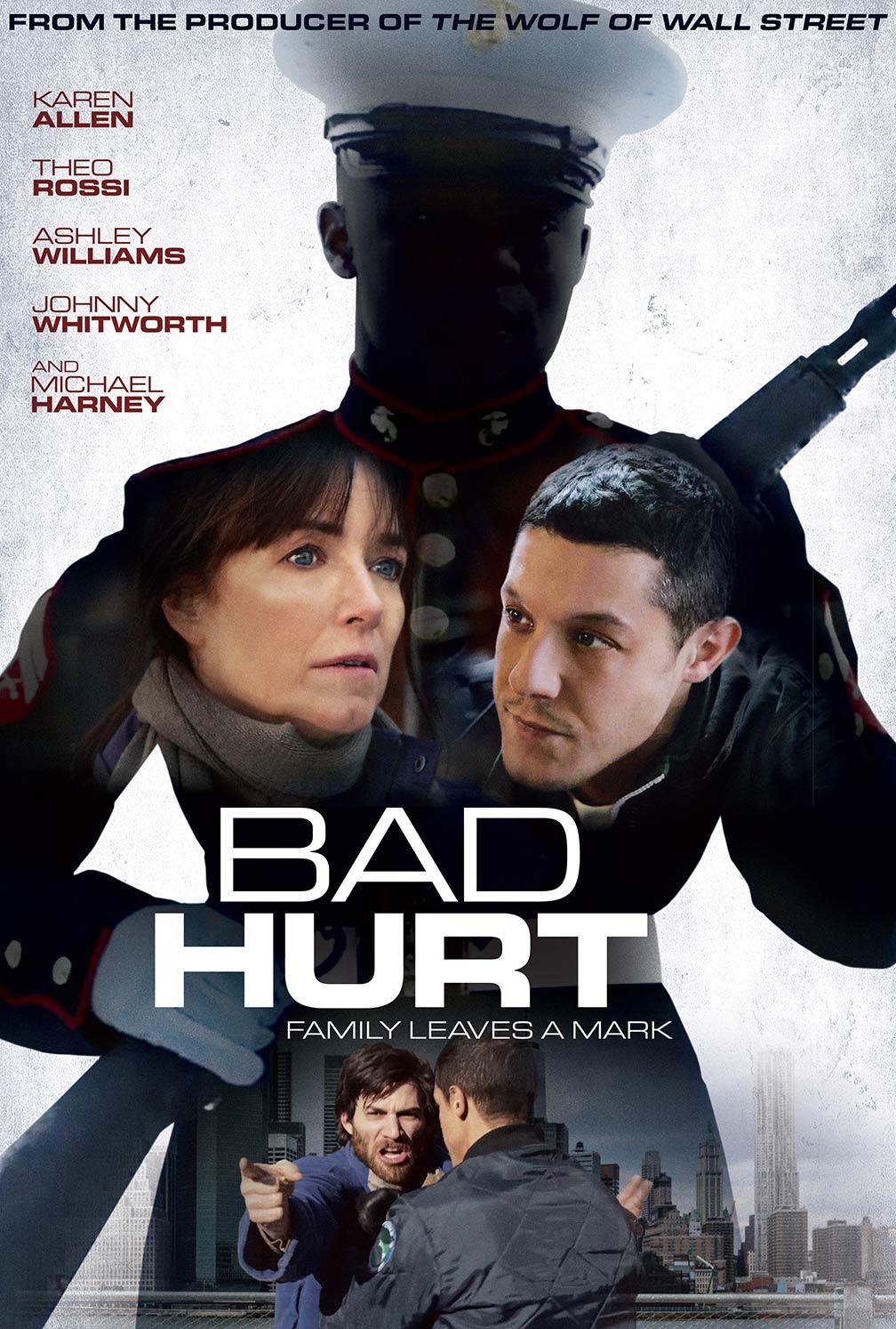 Bad Hurt Poster #2