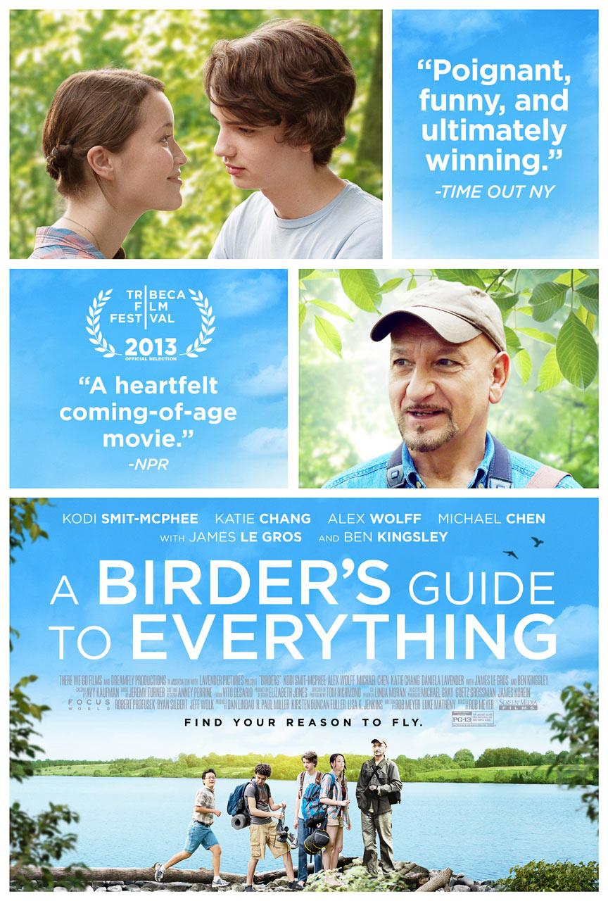 A Birder's Guide to Everything Poster #1