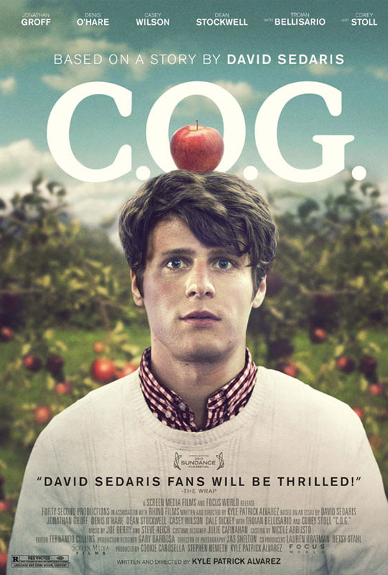 C.O.G. Poster #1