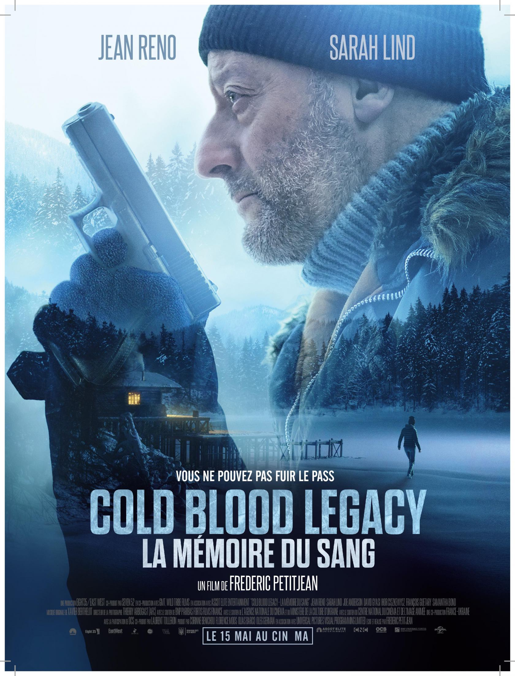 Cold Blood Poster #1