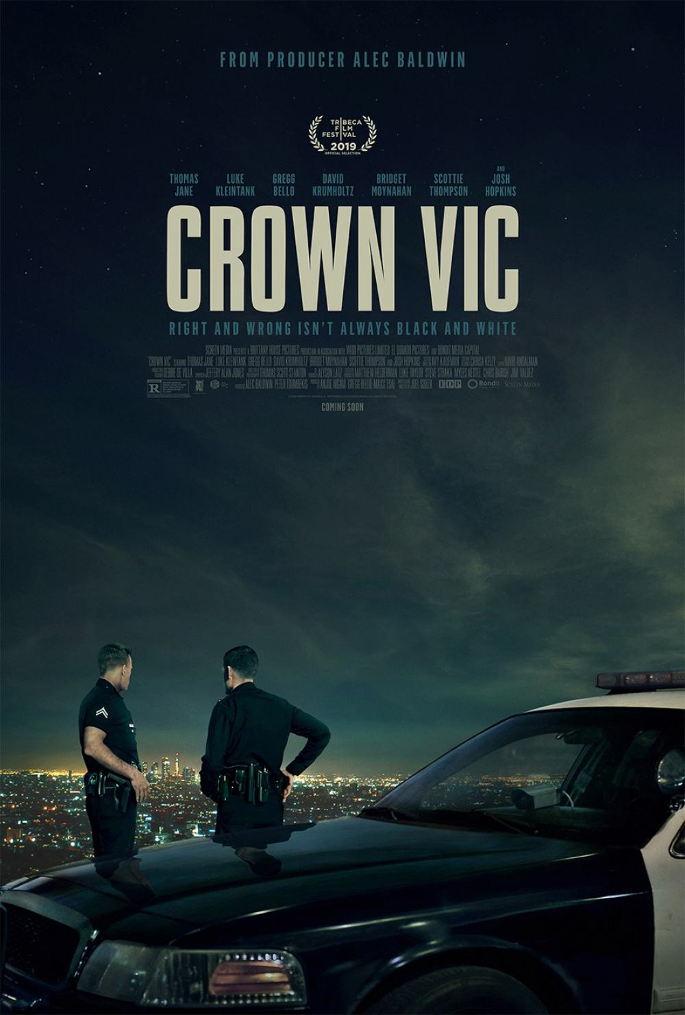 Crown Vic Poster #1