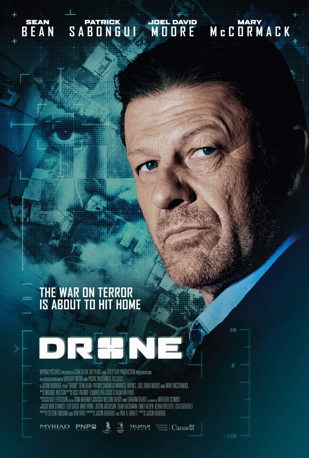 Drone Poster #2