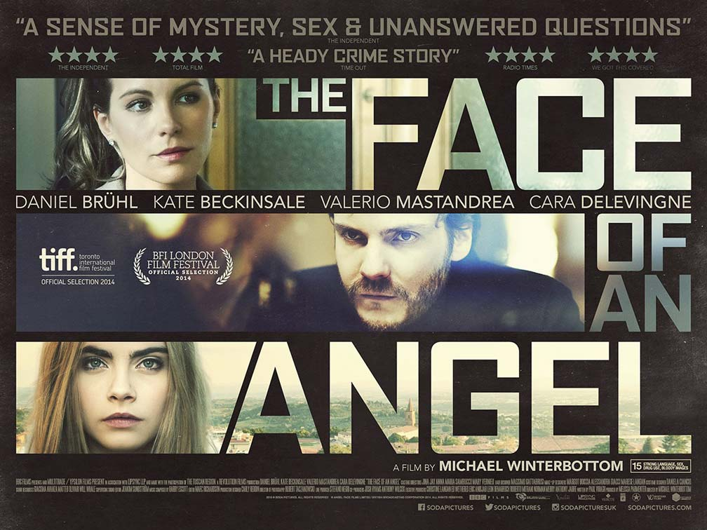 The Face of an Angel Poster #2