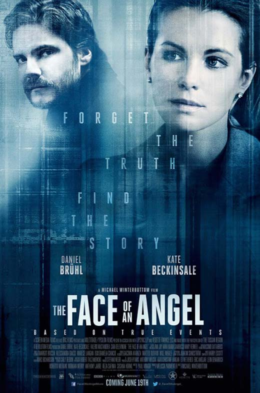 The Face of an Angel Poster #1