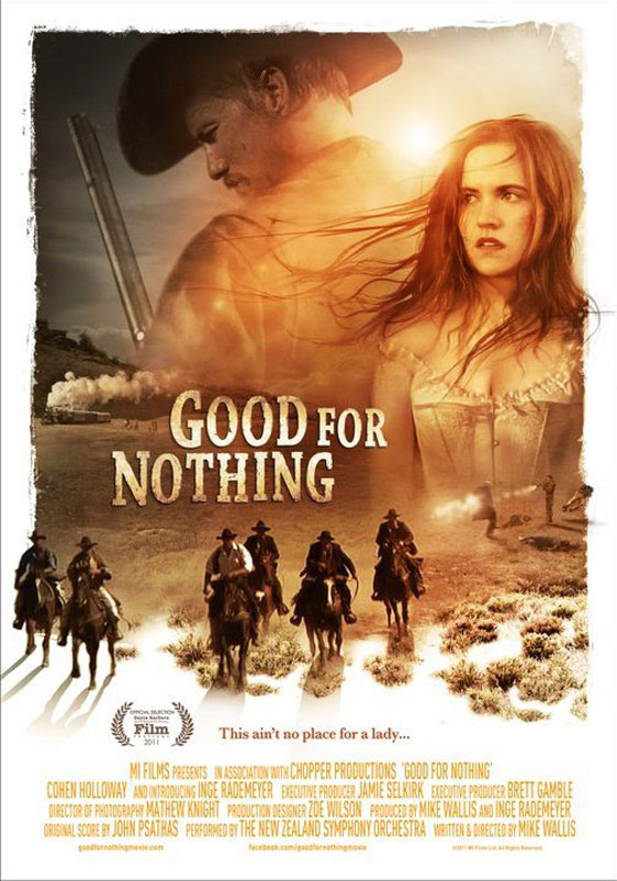 Good For Nothing Poster #1