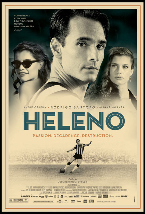 Heleno Poster #1