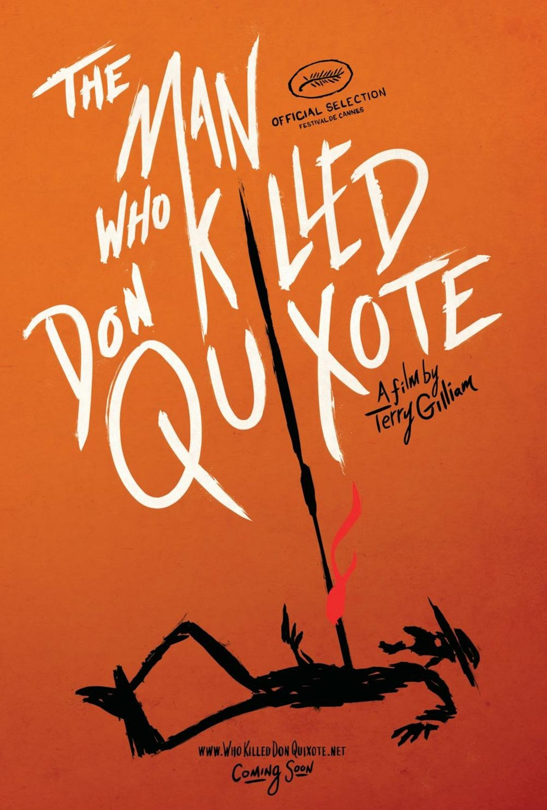 The Man Who Killed Don Quixote Poster #1