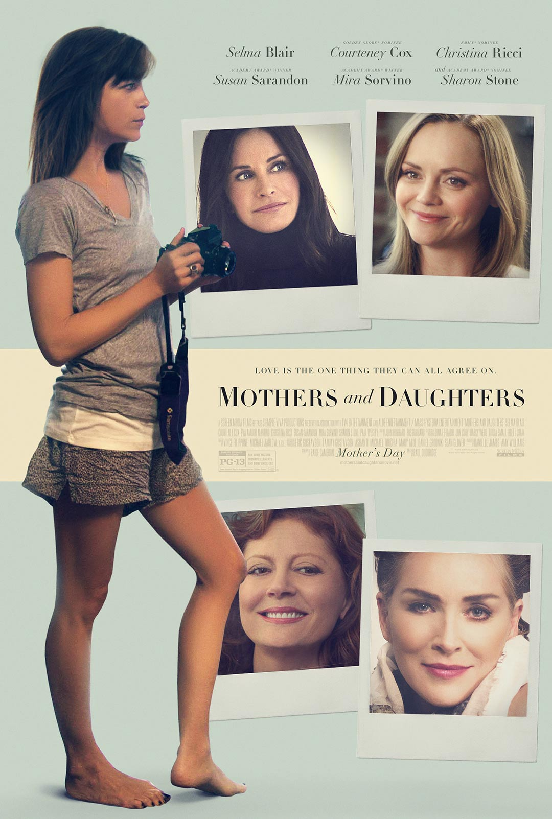 Mothers and Daughters Poster #1